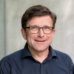 Porträtfoto Dipl.-Ing. (FH) Markus Donhauser