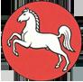Wappenzeichen Niedersachsen