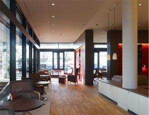 Clubraum Johanniter-Quartier
