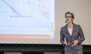 """Nadine Metlitzky """"Öffentliche Gebäude – Was, wann, wo barrierefrei?"""""""