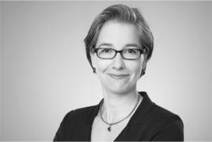 Porträtfoto Nadine Metlitzky, Architektin und Sachverständige für Barrierefreies Bauen