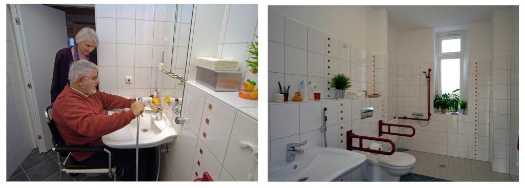 Beispiel für eine strukturelle Badsanierung